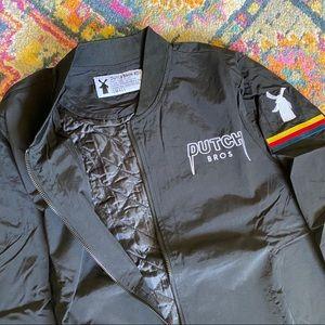 Dutch Bro's. Bomber Jacket • Unisex • NWT
